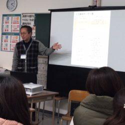大垣本部校で冬期講習説明会を行いました!