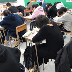 大垣本部校、毎日がんばっています!