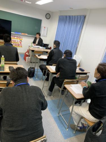 養老町の高田校です。ほめ達検定のスキルアップ研修を受けてきました。