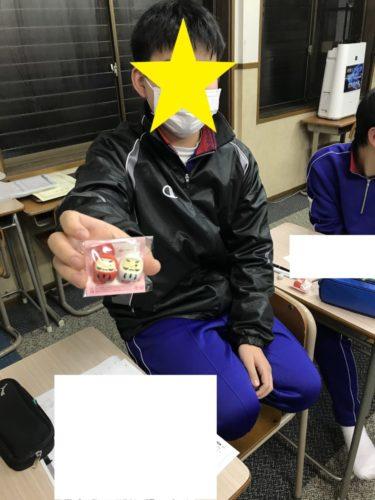養老町の高田校です。今日から本年度の入試が始まりました!