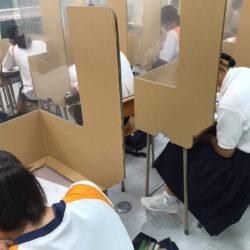 大垣本部校、星和中早朝勉強会を実施しています。