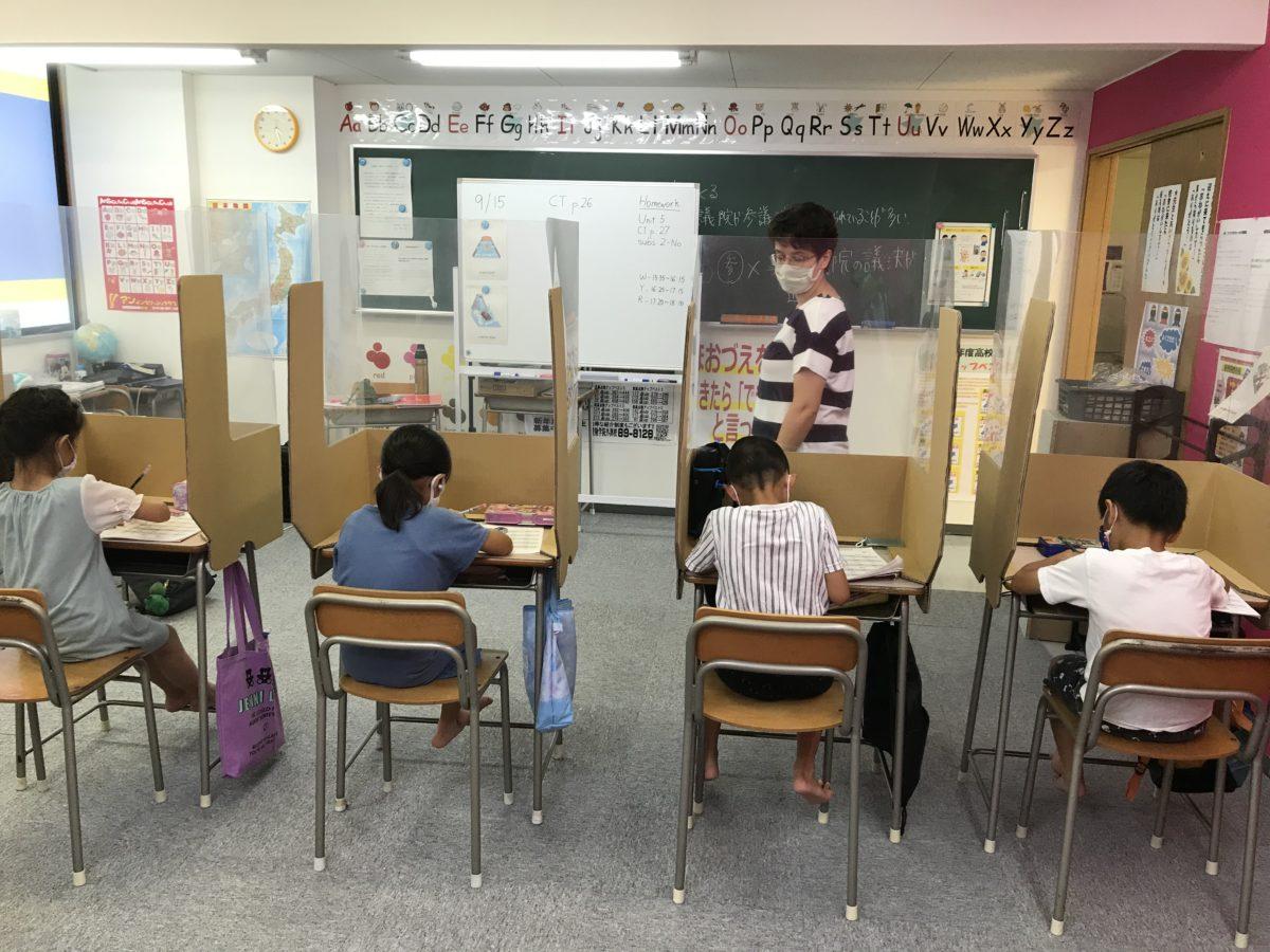 A:ネイティブ英語(大垣市外渕校英会話)