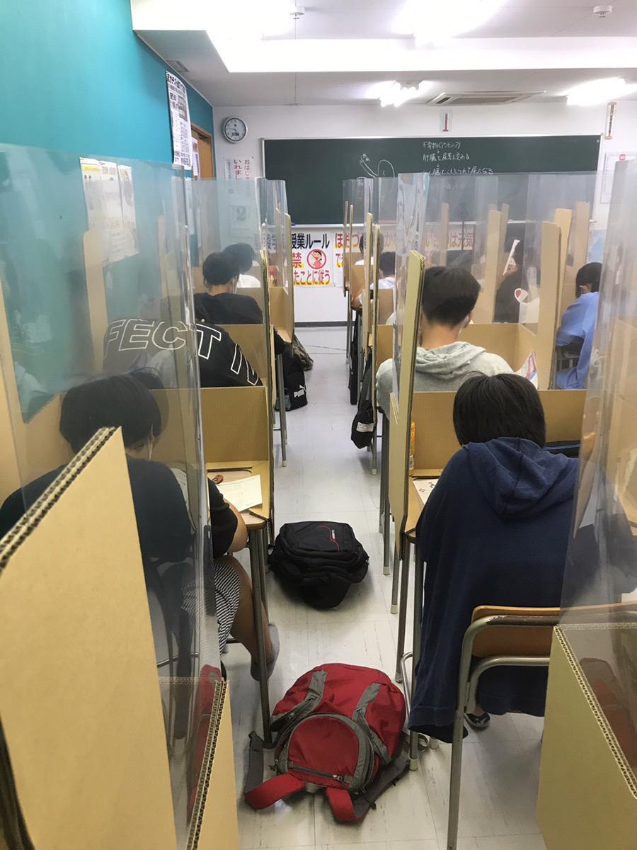 大垣市外渕校、何度も繰り返しで理解を深めています!