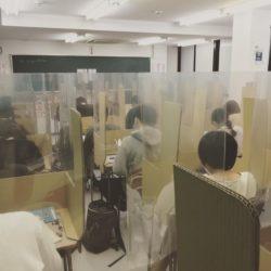 大垣 外渕校 本日の中1・中2は文系のテスト対策!