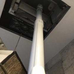 養老 東部校 空調システムの全館清掃をしました!