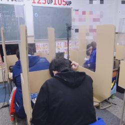 養老町の高田校です。正月特訓2日目も無事終了!