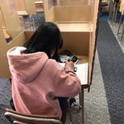 養老町 高田校 テスト対策まだまだやります!
