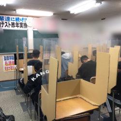 養老町 高田校 テストが終わっても頑張っています!(中2)
