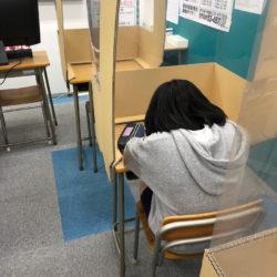 海津市 海津校 「明日、算数のテストがあります!」
