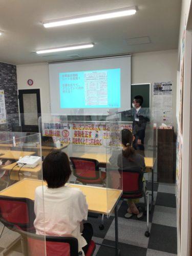 大野校 夏期校舎説明会 2回目開催!!